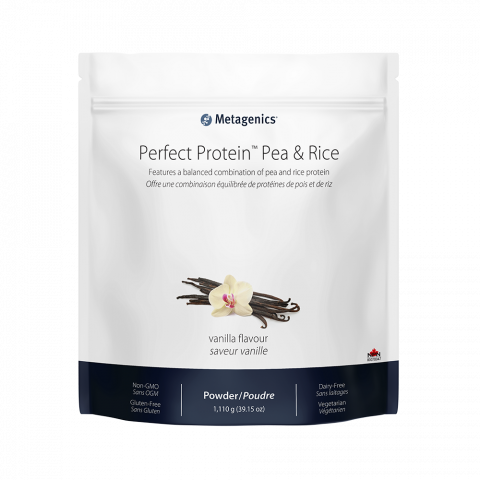 Perfect Protein™ Pea & Rice